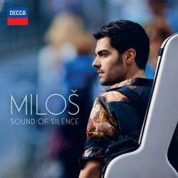 Виниловая пластинка MILOS KARADAGLIC - SOUND OF SILENCE (2 LP)