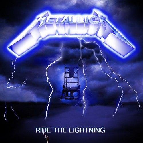 Виниловая пластинка METALLICA - RIDE THE LIGHTNING