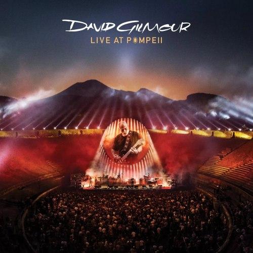 Виниловая пластинка DAVID GILMOUR - LIVE AT POMPEII