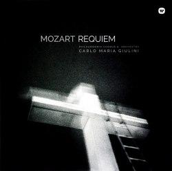 Виниловая пластинка CARLO MARIA GIULINI - MOZART: REQUIEM