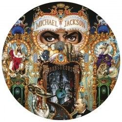 Виниловая пластинка MICHAEL JACKSON - DANGEROUS (2 LP, PICTURE)