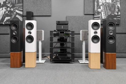 Напольная акустика Tannoy Platinum F6