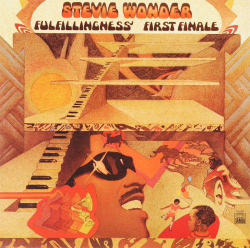 Виниловая пластинка STEVIE WONDER - FULFILLINGNESS' FIRST FINALE