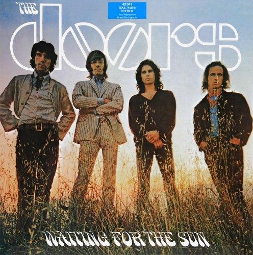 Виниловая пластинка THE DOORS - WAITING FOR THE SUN