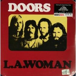 Виниловая пластинка THE DOORS-L.A. WOMAN (180 GR)