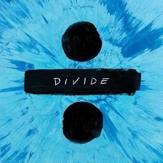 Виниловая пластинка ED SHEERAN - DIVIDE (2 LP)