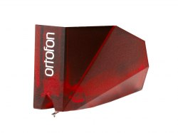 Игла для звукоснимателя Ortofon Stylus 2M Red