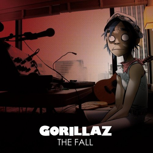 Виниловая пластинка GORILLAZ - THE FALL