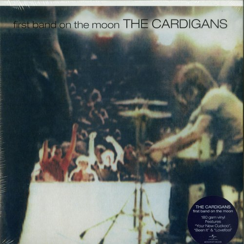 Виниловая пластинка CARDIGANS - FIRST BAND ON THE MOON