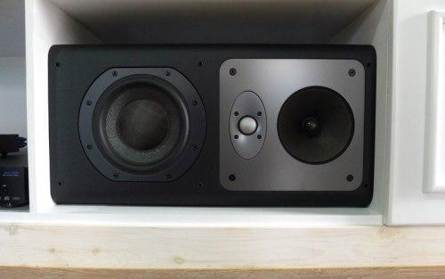 Настенная акустика B&W CT8.4 LCRS