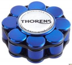 Прижим для виниловых пластинок Thorens Stabilizer Acryl bue