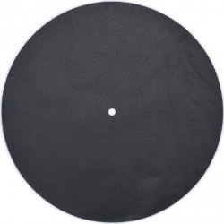 Мат Thorens Leather turntable mat