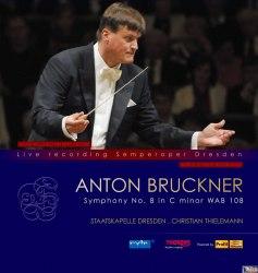 Виниловая пластинка Thorens Anton Bruckner Symphonie No. 8