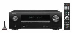 AV ресивер Denon AVR-X1600H Black