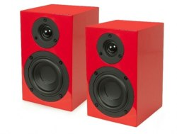 Полочная акустика Pro-Ject SPEAKER BOX 4