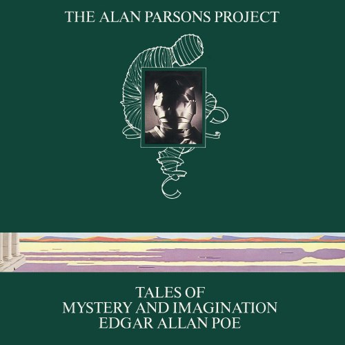 Виниловая пластинка ALAN PARSONS PROJECT - TALES OF MYSTERY AND IMAGINATION