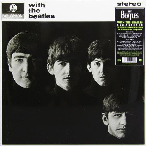 Виниловая пластинка BEATLES - WITH THE BEATLES (180 GR)