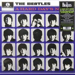 Виниловая пластинка BEATLES - A HARD DAY`S NIGHT (180 GR)