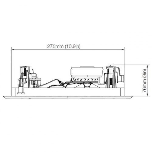 Акустическая система B&W CWM 362