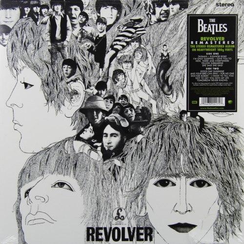 Виниловая пластинка BEATLES - REVOLVER (180 GR)