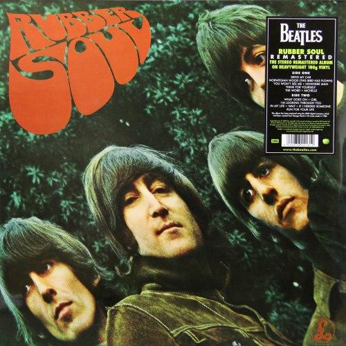 Виниловая пластинка BEATLES - RUBBER SOUL (180 GR)