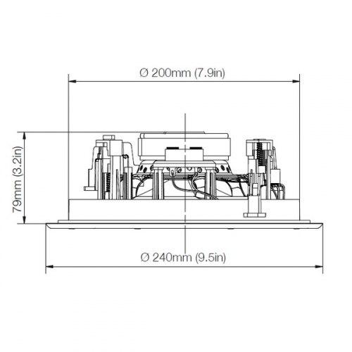 Акустическая система B&W CCM 362