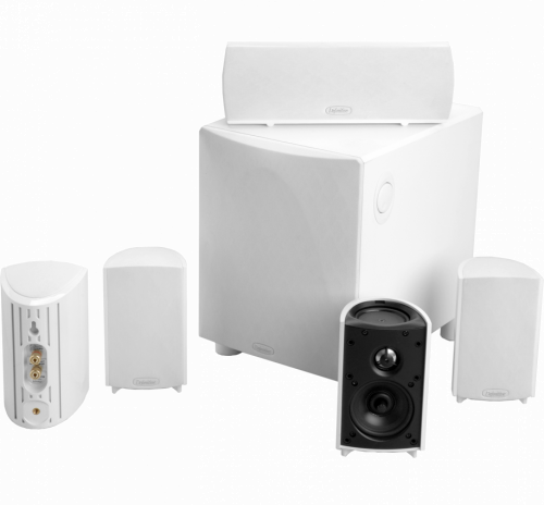 Комплект акустики DEFINITIVE TECHNOLOGY ProCinema 600 System White