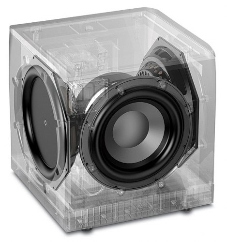 Активный сабвуфер DEFINITIVE TECHNOLOGY SuperCube 8000