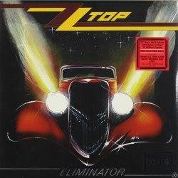 Виниловая пластинка ZZ TOP - ELIMINATOR (COLOUR)