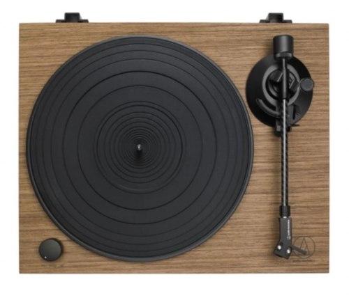 Виниловый проигрыватель Audio-Technica AT-LPW40WN Walnut