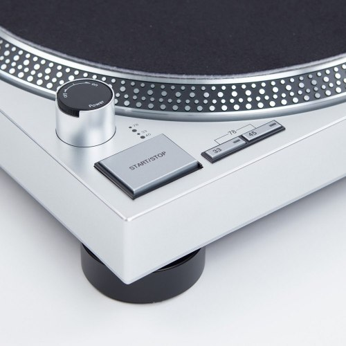 Виниловый проигрыватель Audio-Technica AT-LP120XUSB Black