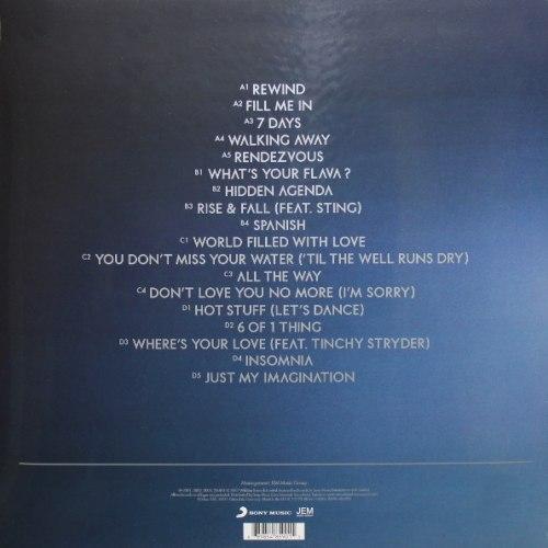 Виниловая пластинка CRAIG DAVID - REWIND - THE COLLECTION (2 LP)