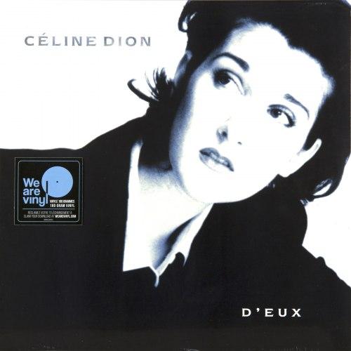 Виниловая пластинка CELINE DION - D'EUX (180 GR)