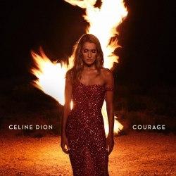 Виниловая пластинка CELINE DION - COURAGE (COLOUR, 2 LP)
