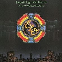 Виниловая пластинка ELECTRIC LIGHT ORCHESTRA - A NEW WORLD RECORD (2016 BLACK VINYL VERSION) (180 GR)
