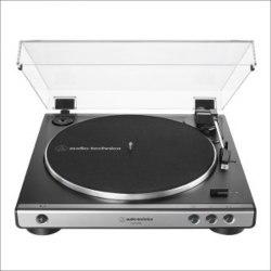 Виниловый проигрыватель Audio-Technica AT-LP60XUSB Gun Metal