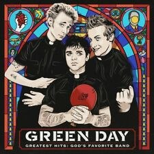 Виниловая пластинка GREEN DAY - GREATEST HITS: GOD'S FAVORITE BAND (2 LP)