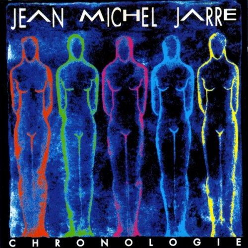Виниловая пластинка JEAN MICHEL JARRE - CHRONOLOGY