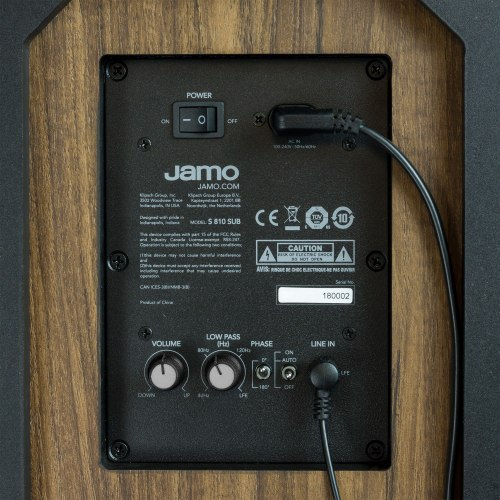 Сабвуфер Jamo S 810 SUB