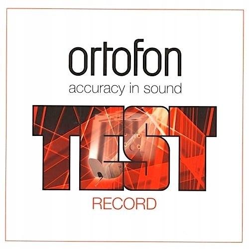 Тестовая виниловая пластинка Ortofon Test Record (A)