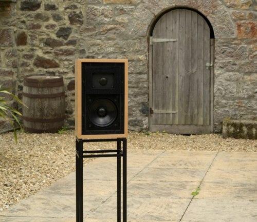 Полочная акустика Graham Audio Chartwell LS3/5a