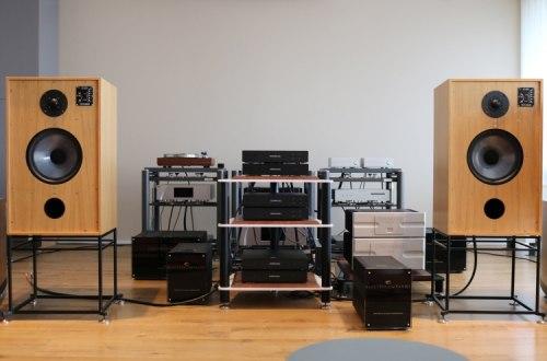 Полочная акустика Graham Audio LS5/8