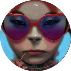 Виниловая пластинка GORILLAZ - HUMANZ (2 LP, PICTURE DISC)