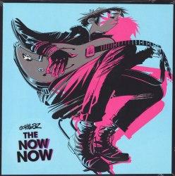 Виниловая пластинка GORILLAZ - NOW NOW