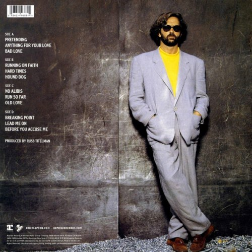 Виниловая пластинка ERIC CLAPTON - JOURNEYMAN (2 LP)