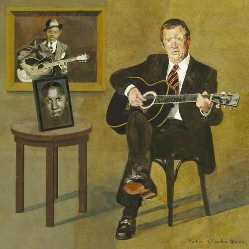 Виниловая пластинка ERIC CLAPTON - ME & MR JOHNSON
