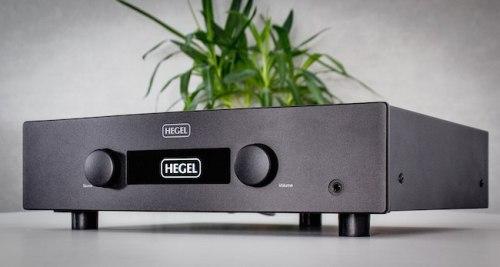 Интегральный усилитель мощности Hegel H190 Black