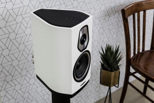 Напольная акустика Sonus Faber Sonetto VIII Wood