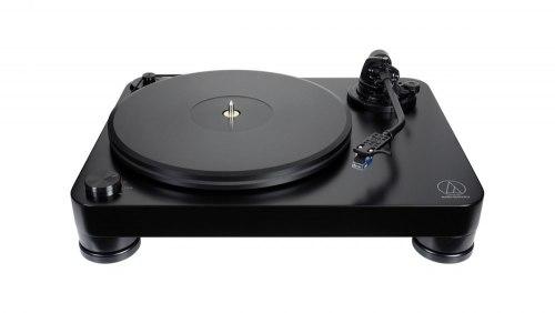 Виниловый проигрыватель Audio-Technica AT-LP7 (A)