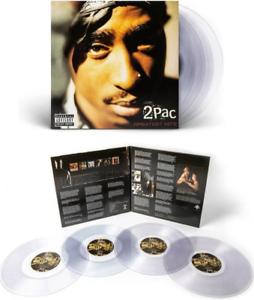 Виниловая пластинка 2PAC - GREATEST HITS (4 LP)